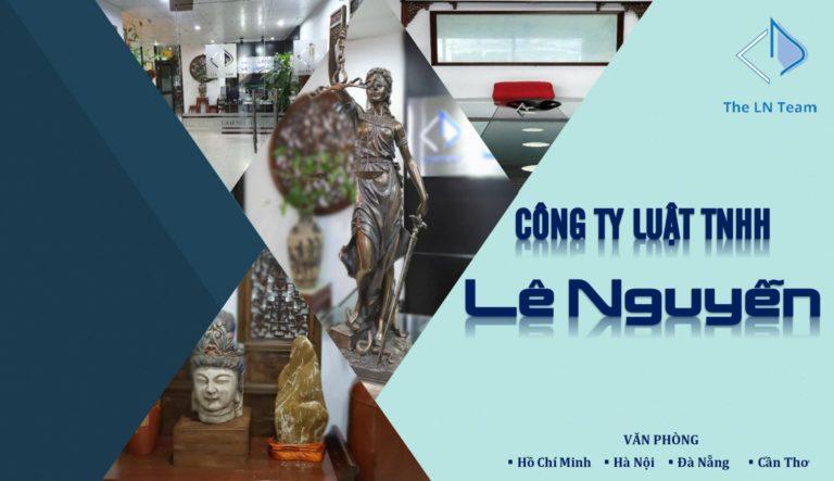 Công ty Luật TNHH Lê Nguyễn